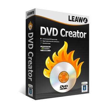 20130124212230 64581 - Leawo DVD Creator 5.2 (24 Saat Kampanya)